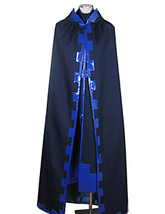 cheap Anime Cosplay-Inspired by Tsubasa Toya Anime Cosplay Costumes Cosplay Suits Patchwork Long Sleeves Coat Cloak Shoe Cover For Men's