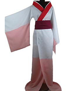 """Inspirert av Nurarihyon barnebarn Kejoro Anime  """"Cosplay-kostymer"""" Cosplay Klær Japansk Kimono Lapper Langermet Belte Kimono Frakke Til"""