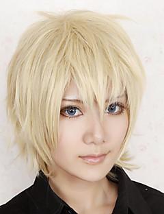 Cosplay Perukları Sınır ötesi Konoe Anime / Video Oyunları Cosplay Perukları 30 CM Isı Dirençli Fiber Erkek