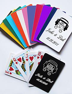 hesapli Kişiye Özel Oyun Kartları-kişiselleştirilmiş İskambil - babby taşıyıcının (daha fazla renk)