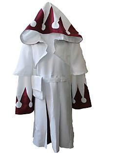 """billige Videospill cosplay-Inspirert av Final Fantasy White Mage video Spill  """"Cosplay-kostymer"""" Cosplay Klær Langermet Frakk / Kjole / Belte Halloween-kostymer"""