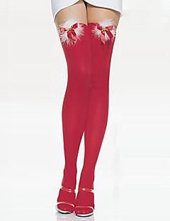 billige Kigurumi-Sokker og Strømpebukser Kvinnelig Jul Festival/høytid Halloween-kostymer