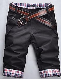 tizeland mijlocul de control lungime pantaloni casual pentru bărbați