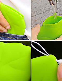 baratos Copos Inovadores-1pc porta-copo de estilo porta-copo verde ambiental copo de transporte