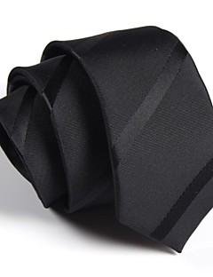 Men Vintage/Party/Work/Casual Neck Tie , Polyester