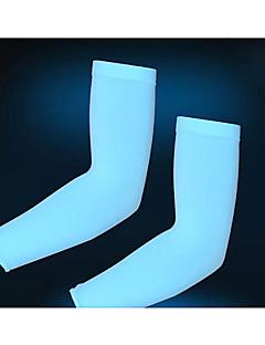 Ermer Sykkel Pustende Ultraviolet Motstandsdyktig Anvendelig Solkrem Dame Unisex Blå