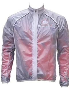 cheap Cycling Jackets-Realtoo Cycling Jacket Men's Women's Unisex Bike Jacket Raincoat Top Winter Bike Wear Waterproof Quick Dry Windproof Rain-Proof Fashion