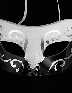 cheap Halloween & Carnival Costumes-Carnival Mask Men's Halloween Festival / Holiday Halloween Costumes Print