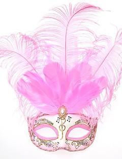 Princesa Conto de Fadas Máscara Feminino Dia Das Bruxas Carnaval Festival / Celebração Trajes da Noite das Bruxas Estampado