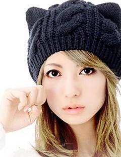 Women's Cute Casual Winter Black