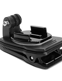 バッグ 取付方法 ために アクションカメラ Gopro 5 Gopro 4 Gopro 3+ Gopro 2 ユニバーサル オート 軍隊 スノーモービル 航空 映画や音楽 狩猟と釣り ラジオコントロール スカイダイビング ボート遊び カヤック ロッククライミング