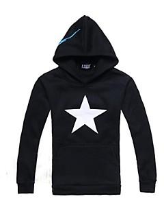 billige Videospill Kostymer-Black Shooter Black Sweater Cosplay Costume