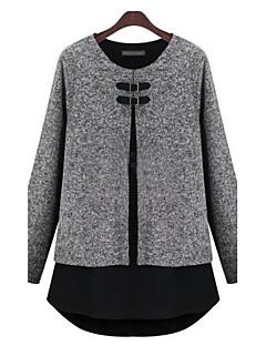 l.h.l nejnovější evropské módy zimní kabát