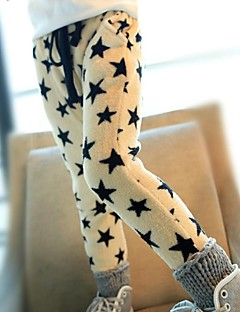 Galaxy Pants,Cotton Winter Spring Fall Black Beige