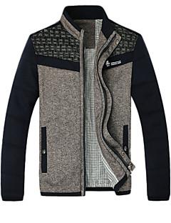 SMR férfi divat állvány gallér jacket_1902