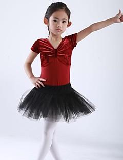 billige Danseklær til barn-Danseklær til barn Tutuer Barne Bomull Tyll