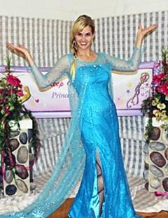 Film & Tv Kostymer Cosplay Kostumer Party-kostyme Kvinnelig Halloween Jul Festival/høytid Halloween-kostymer Ensfarget