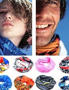 billige Sykkelklær-Bandanas hals gamasjer Sykkel Ultraviolet Motstandsdyktig Avtagbar Hette Unisex Polyester
