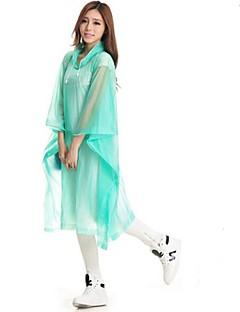 Damen Regenmantel für Wanderer Wasserdicht Tragbar Rasche Trocknung Windundurchlässig Regendicht tragbar Atmungsaktiv Antirutsch Stoßfest