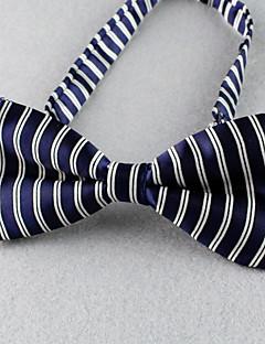 tanie Akcesoria dla dzieci-Krawaty i muszki - Dla dziewczynek Dla chłopców - Na każdy sezon - Szyfon Ciemno niebieski