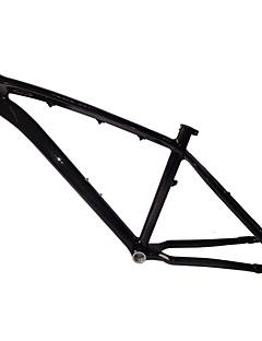 "NEASTY MTB Komple Karbon Bisiklet Çerçeve 26"" Parlak 3K 38/43 santimetre 15""/17"" inç"