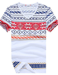 Summer New E-BAIHUI Lycra Clothing Swag Men T-shirt Camiseta Fitness Tee Skate Moleton Short Sleeve