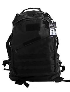 40L-45L L Ryggsekk Pakker Laptop Pack Ryggseker til dagsturer Sykling Ryggsekk Reise Duffel Bag Fisking Klatring Racerløp Fritidssport