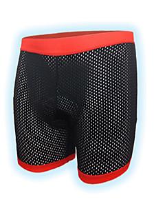 billige Sykkelbukser,Shorts,Strømpebukser, Tights-GETMOVING Herre / Dame Undershorts til sykling Sykkel Jersey / Undertøy Shorts / Fôrede shorts Fort Tørring, Anatomisk design, Pustende