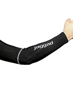billige Sykkelklær-Jaggad Ermer Fort Tørring Fleecefor Sykling / Sykkel Herre 100% Polyester Ensfarget