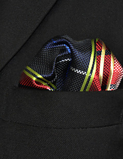 olcso -uh21 shlax&szárny piros kék zsebében tér férfi zsebkendőjét hanky esküvői divat nagy