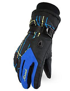 billiga Cykling-BOODUN® Aktivitet/Sport Handskar Cykelhandskar Fuktgenomtränglighet / Andningsfunktion / Stötsäker Helt finger Lycra / Cotton Fritid