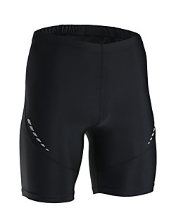 cheap Fitness Clothing-Arsuxeo Men's Running Shorts Quick Dry Moisture Permeability Antistatic Breathable Compression Lightweight Materials Reflective Strips