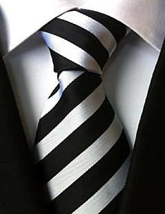 Women's Polyester Neck Tie,Vintage Cute Party Work Casual Striped All Seasons