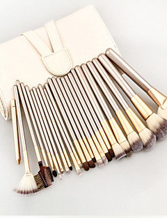 cheap Makeup Brushes-24 Makeup Brush Set Synthetic Hair Portable Travel Eco-friendly Professional Full Coverage Wood Eye Face Lip