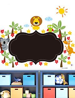 ieftine Acțibilduri de Tablă-Autocolante de Perete Decorative - Acțibilduri de Tablă Peisaj / Animale / Romantic Sufragerie / Dormitor / Baie