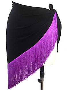 cheap New Arrivals-Dance Accessories Hip Scarves Women's Performance Milk Fiber Tassel Hip Scarf