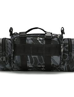 billiga Ryggsäckar och väskor-6L Magväskor - Bärbar Camping, Skidåkning, Fiske 600D Ripstop 4#, 5#, 6#