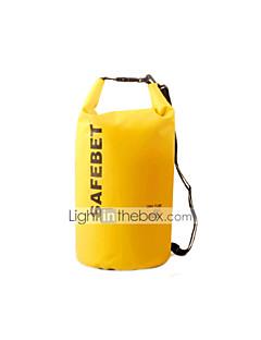 5 L עמיד למים יבשים תיק טיולי תרמיל תיק יבש עמיד למים קומפקטי רב תכליתי Floating ל שחייה חוף מחנאות וטיולים לטייל Emergency Survial