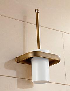 Wc-harjateline Kylpyhuoneen laitteet / Antiikkimessinki Uusklassinen
