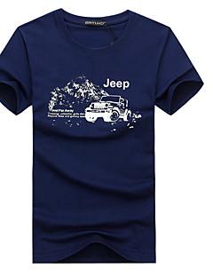 Herrn T-Shirt für Wanderer Atmungsaktiv Schweißableitend Außen T-shirt Oberteile für Camping & Wandern Klettern Freizeit Sport