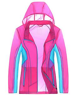 tanie Odzież turystyczna-Damskie Dla obu płci Bunda na turistiku Na wolnym powietrzu Zima Wodoodporny Quick Dry Wiatroodporna Ultraviolet Resistant