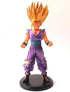 Anime Action Figurer Inspirert av Dragon Ball Son Gohan PVC CM Modell Leker Dukke