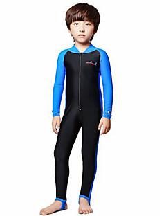 男性用 女性用 子供用 ダイブスキンスーツ 抗紫外線 ビデオ圧縮 フルボディー タクテル 長袖 ダイビングスーツ スイムウェア 潜水