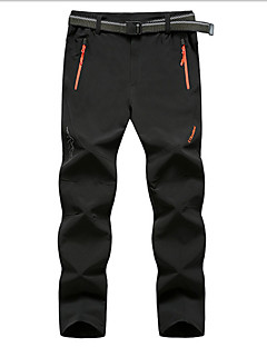 cheap Cycling Pants, Shorts, Tights-XAOYO Cycling Pants Men's Bike Bottoms Fleece Bike Wear Wearable Solid Exercise & Fitness Cycling / Bike