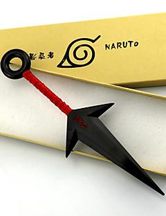 billige Anime Cosplay Tilbehør-Våpen Sverd Inspirert av Naruto Naruto Uzumaki Anime Cosplay-tilbehør Våpen PVC Herre ny Varmt