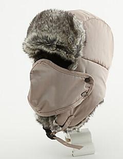 billiga Skid- och snowboardkläder-Skidor Hatt / Skyddsmask mot Förorening Herr / Dam Håller värmen Snowboard Polyester Vintersport Vinter