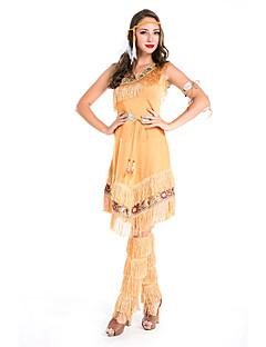 Kuningatar Egyptian Costumes Cosplay-Asut Juhla-asu Naiset Festivaali/loma Halloween-asut Halloween Yhtenäinen