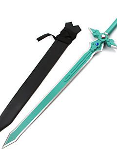 baratos Swords Anime Cosplay-Arma / Espada Inspirado por Sword Art Online Kirito Anime Acessórios para Cosplay Espada / Arma Madeira Homens quente Trajes da Noite das Bruxas