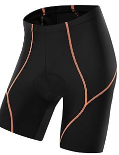 Malciklo Unisex Sykkel Shorts Pustende Fort Tørring Høy Pusteevne Elastan Terylene LYCRA® Klassisk Sexy Mote Fritidssport Sykling/Sykkel