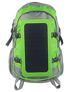 cheap Backpacks & Bags-Outdoor Solar Backpack Outdoor Camping Solar Backpack Solar Hiking Bag 6.5W Solar Panel With 2.5L Water Bag